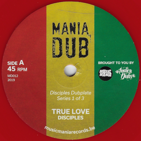 True Love / True Dub - Disciples