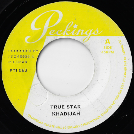 True Star / Lovers Flight - Khadijah / Sadiki