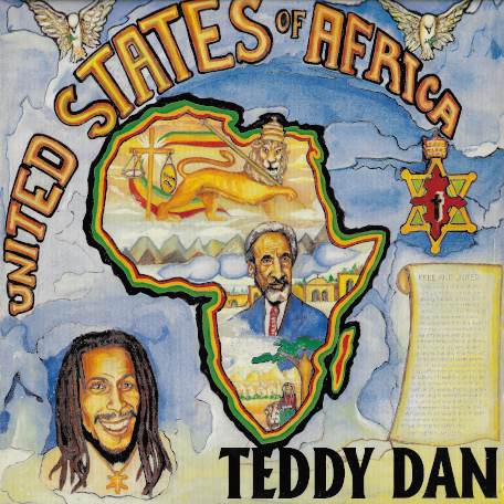 United States Of Africa - Teddy Dan