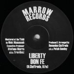 Liberty / Liberty Dub - Don Fe / Petah Sunday
