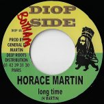 Long Time / Give Thanks - Horace Martin / General D