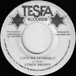Love Me Tenderly / Ver - Leroy Brown