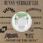 Man Like Me / Dub Like Me - Johnny Clarke / The Aggrovators