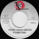 More High Grade / Hurting Inside Ver - Frankie Paul