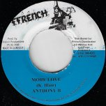 More Love / Ver - Anthony B