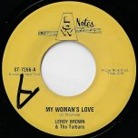 My Womans Love / Ver - Leroy Brown And The Turbans