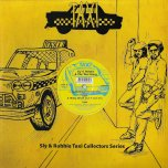 Natty Dread Straight Mix / Rub A Dub Mix / Dubwise / Instrumental - Leba / Sly And Robbie And The Taxi Gang