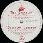 New Creation / Creation Ver / Right Track / The Right Dub -  Dry And Heavy