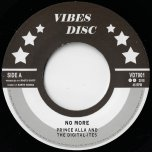 No More / More Dubwise - Prince Alla And The Digital Ites