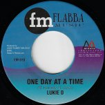 One Day At A Time / No One Can (Shorty) - Lukie D / Da Ville