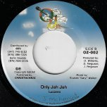 Only Jah Jah / Road So Foggie - Luciano / Splilcerr