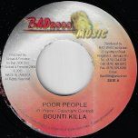 Poor People / World Jam Riddim Ver - Bounty Killer / Fire House Crew