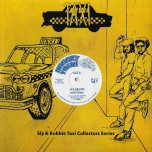 Rice And Peas / Rice And Peas In The Ghetto - Roman Stewart / Felion And Rockers All Stars