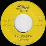 Right Time Come / Dub Time Come - Time Unlimited / High Times Players