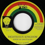 Righteous Kingdom / Ver - African Brothers