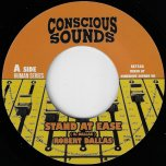 Stand At Ease / Stand At Dub - Robert Dallas / Dub Marta Meets Zinx