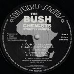Strictly Dubwise - The Bush Chemists