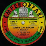 SUNNY DAY RIDDIM More Love / Fyah Ago Bun / Journey On / Sax Mix / Melodica Mix / Dubwise - Dixie Peach / MC Joss / Sista Uwimana