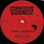 Tribal Warriors / Tribal Dub / Want Peace / Peace Dub - Bobby Blue / Bush Chemists