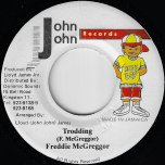 Trodding / Ngozi Ver - Freddie McGregor / Andrew Grey And H Patterson