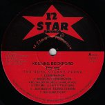 Try Me THE ROCK STEADY YEARS - Keeling Beckford