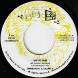 Unto Jah / Declaration Of Dub - Thorpido And Salute / Vin Gordon And Salute