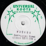 Jah Music / Dub / Wadada  / Dub - Rasta Indian / Soothsayers Horns