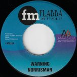 Warning / Steady Rock Ver - Norris Man