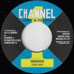 Warrior / Dub - Ciddy Bop