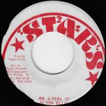 We A Feel It / Dub - Alton Ellis