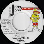 World Peace / Ngozi Ver - Luciano / Andrew Grey And H Patterson