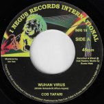 Wuhan Virus / Wuhan Dub - Cos Tafari / Roots Hitek