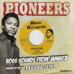 Yuh No Bad Man / Trouble Deh A Bush - The Pioneers